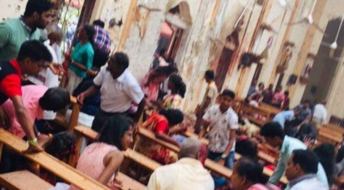 VIDEA: Útoky na Velikonoce: Na Srí Lance zahynulo až 200 lidí
